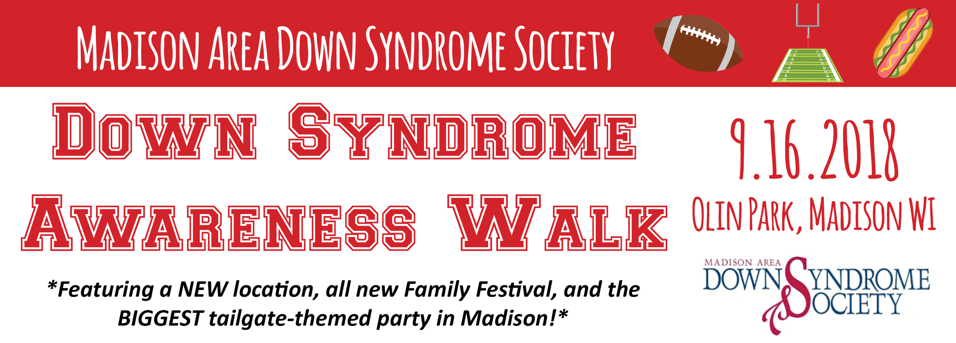 MADSS 17th Annual Down Syndrome Awareness Walk
